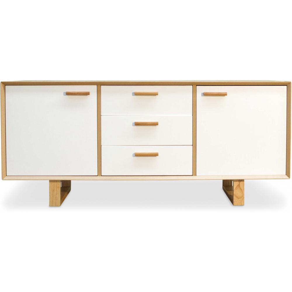 Credenza gambe a forcina vintage industriale for Credenza industriale