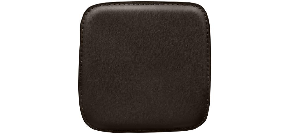 Cuscino con magneti per sedia quadrato Stile Tolix